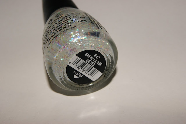 China Glaze Let it Snow Holiday Collection
