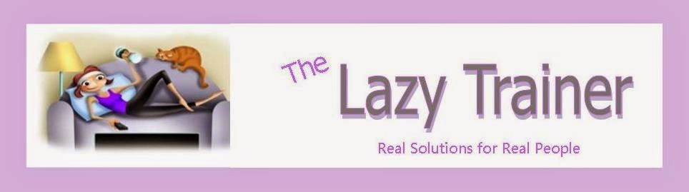 The Lazy Trainer