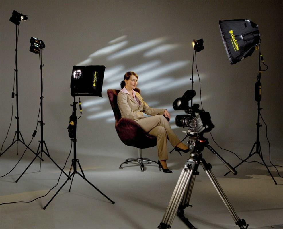 Как сделать видеостудию