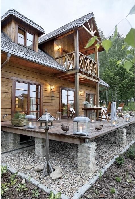 Pembe yast k ev dekorasyonu blogu ve dekorasyon for Balcony ki design