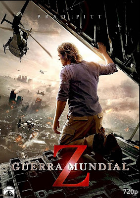 Guerra Mundial Z [2013] [Unrated] [720p.BluRay.x264] Ingles, Español Latino