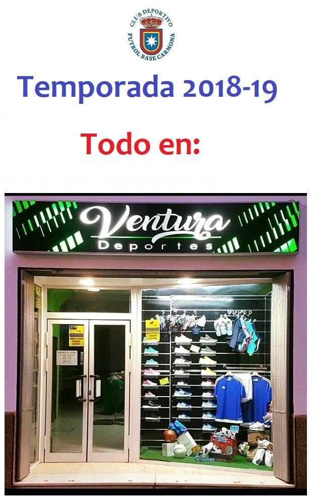 ROPA TEMPORADA 2018-19