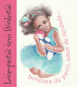 Conheça o projeto das Bonequeiras sem Fronteiras