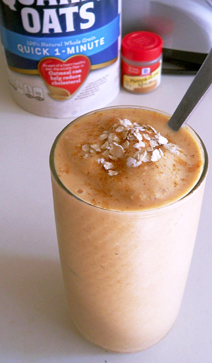 Cooking to Perfection: Pumpkin Oatmeal Smoothie
