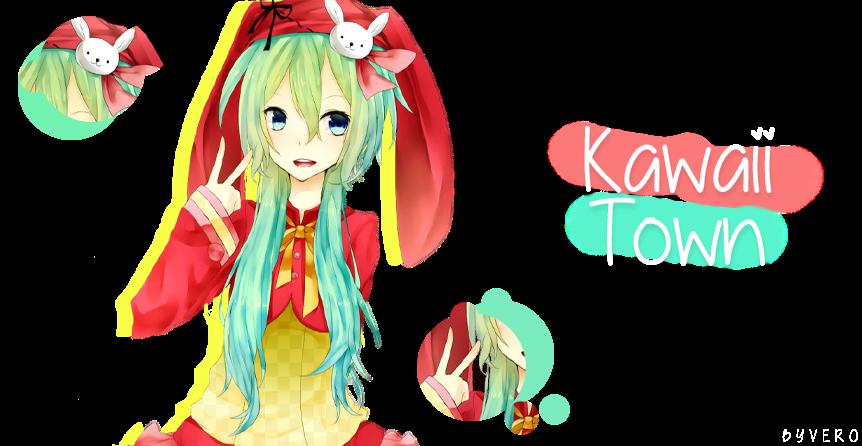 ♥ Kawaii town ♥