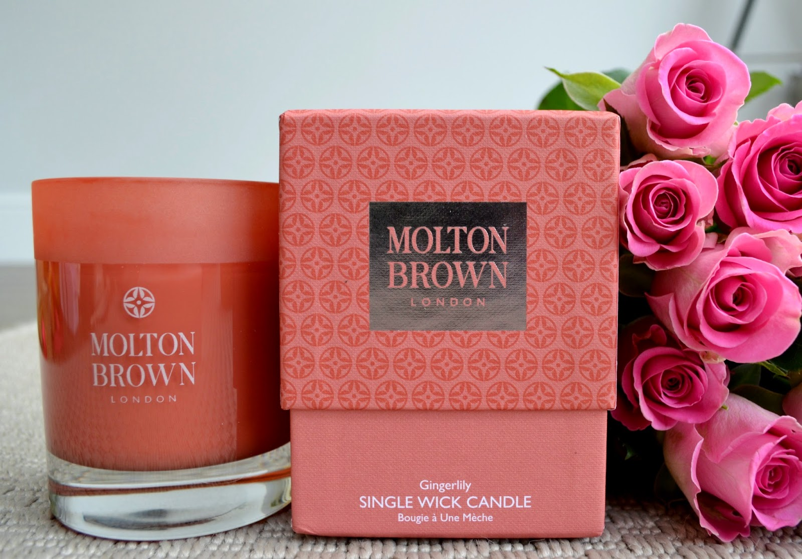 Molton Brown Gingerliliy candle