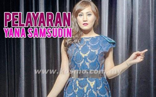 Cinta vs karier Yana Samsudin