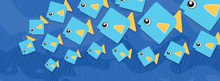 Ảnh bìa chủ đề Cá dành cho timeline Facebook