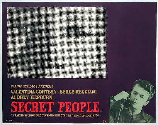 Secret People (1952)