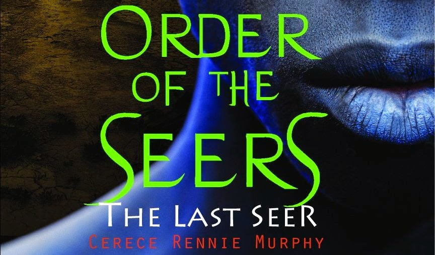 THE LAST SEER (Order of the Seers #3) Release Day Blitz & Giveaway