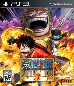 One Piece: Pirate Warriors 3 – PS3