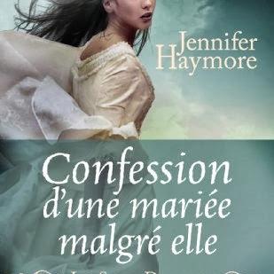 Les soeurs Donovan, tome 1 : Confession d'une mariée malgré elle de Jennifer Haymore