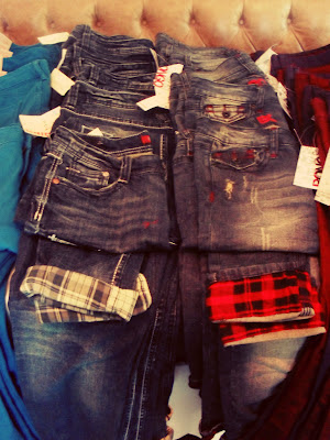 sears fall jeans
