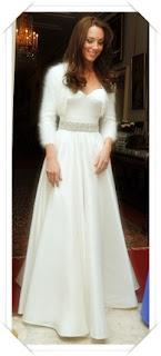 model gaun pengantin