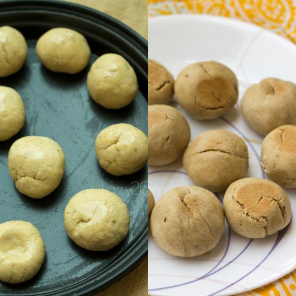 how to make dalbati