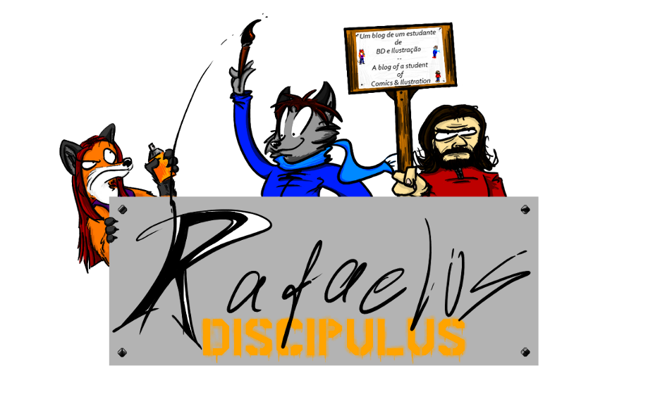 Rafaelus discipulus