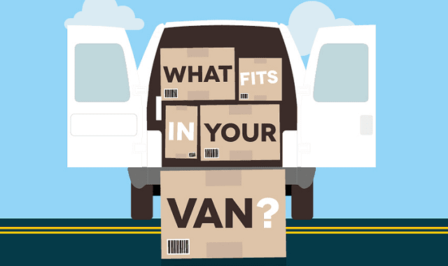What Can You Squeeze Into a Van?