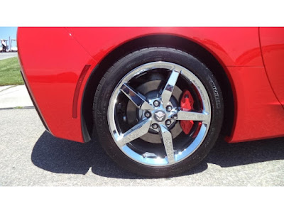 2014 Chevrolet Corvette Stingray Convertible at Purifoy Chevrolet