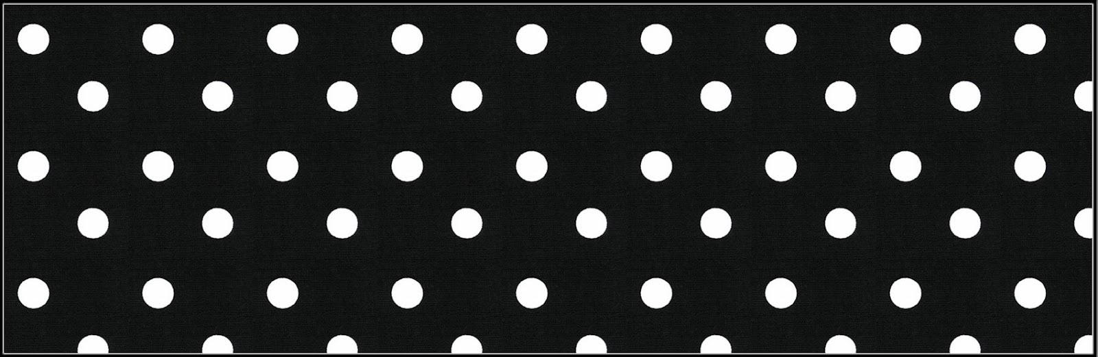 Imprimibles de fondo negro con lunares blancos 5 ideas for Fondo de pantalla lunares