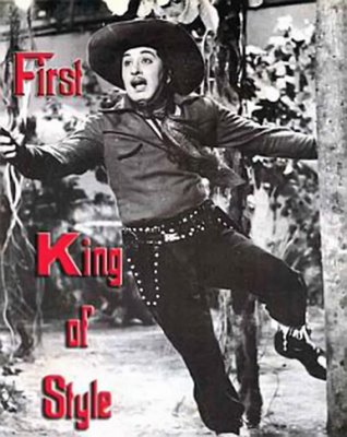 MGR (First king of Style)