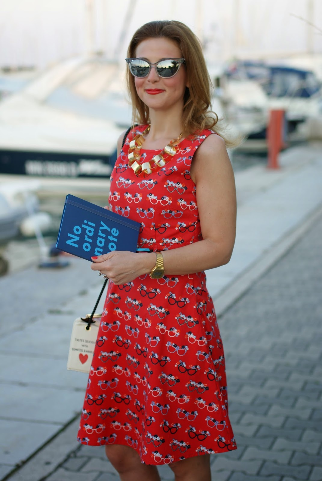 cute vintage dress, nava design quaderno, sergio levantesi heels, Fashion and Cookies, fashion blogger