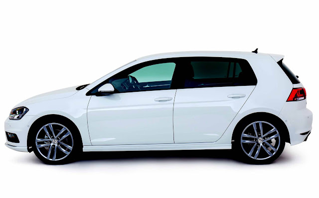 VW Golf GTI 2016 - Branco