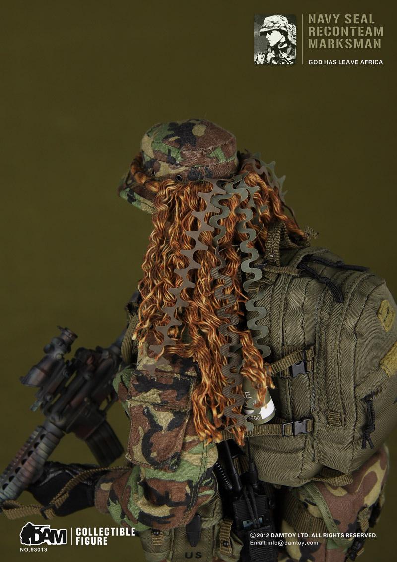1//6 Scale Toy Naval Special Warfare Tan Casque Set avec rembourrage