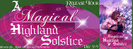 A Magical Highland Solstice Release & Giveaway