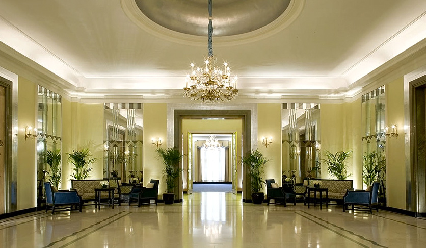 The best hotels in the world luxury 5 star art deco hotel for Top 10 luxury hotels london
