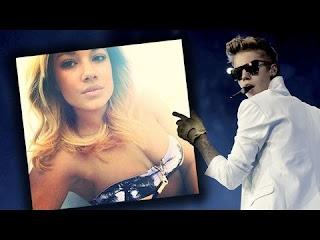 Jordan Ozuna dan Justin Bieber