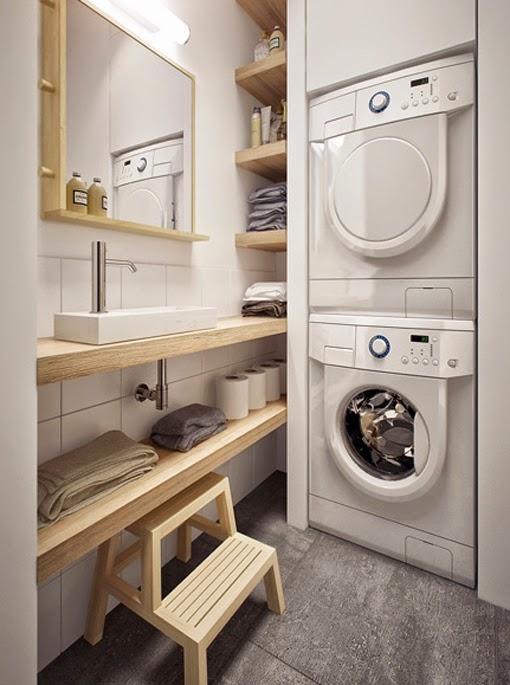 Marzua: dónde crear zonas de lavado y planchado