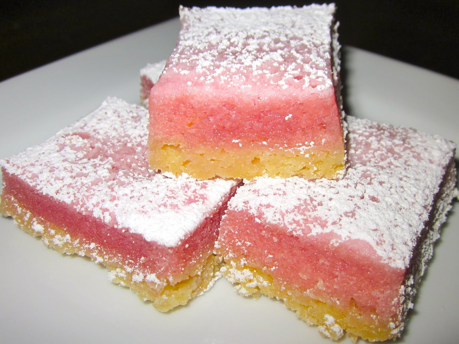 Haute + Heirloom: Pink Lemonade Bars