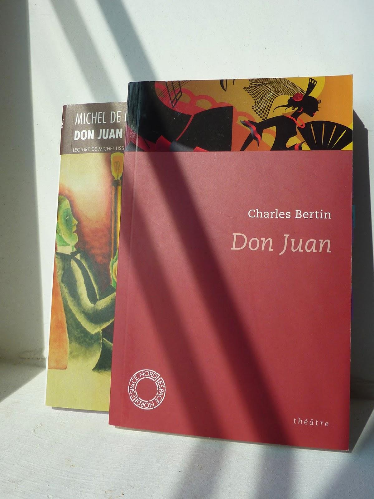 Don Juan - Charles Bertin