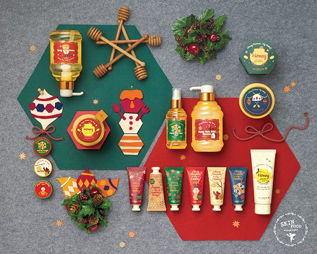 Skinfood Merry Christmas, My Honey! collection