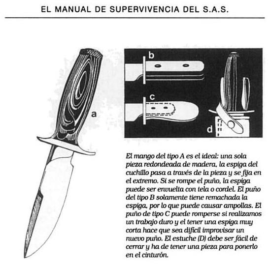 Sierra, hacha y cuchillo, la alternativa lógica a un único cuchillo grande SAS%20Smith&Wesson