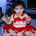 Cute Kid in Lovely Frock