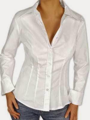 Moldes para fazer camisa feminina