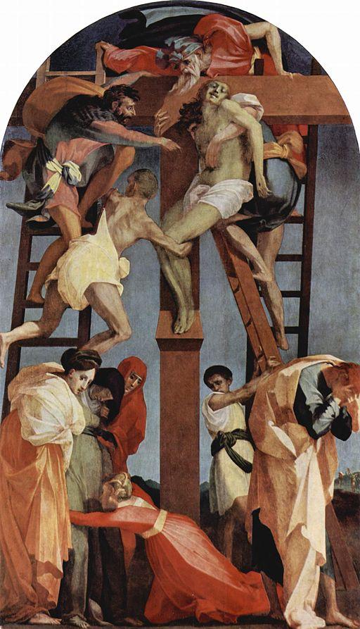 Italian Mannerist Painting | Art History Blogger