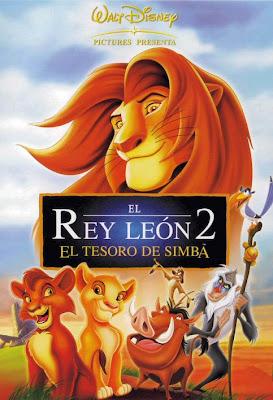 Ver Película El rey Leon 2: El tesoro de Simba Online (1998)