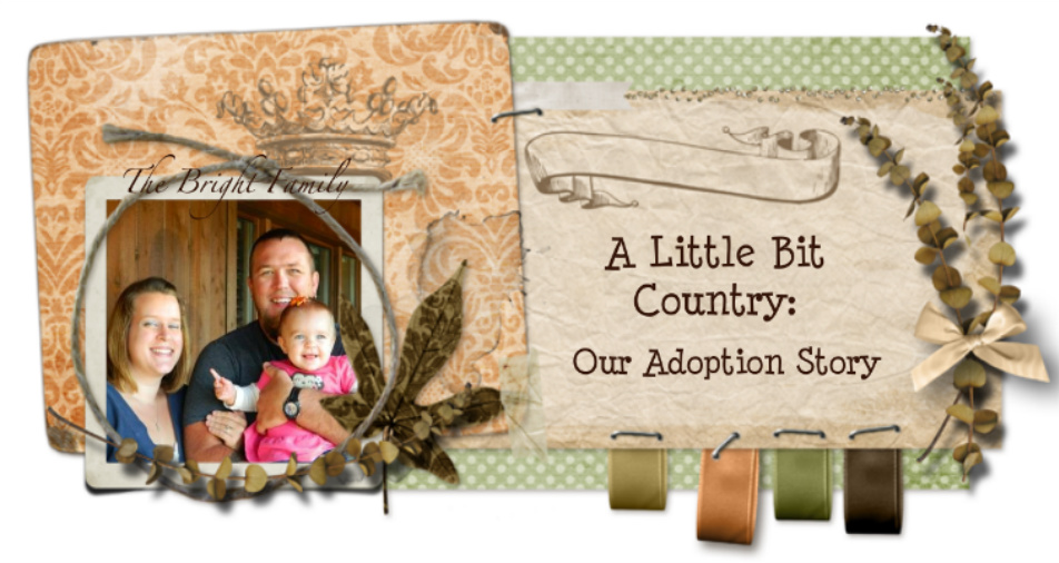 A Little Bit Country: Our Adoption Story