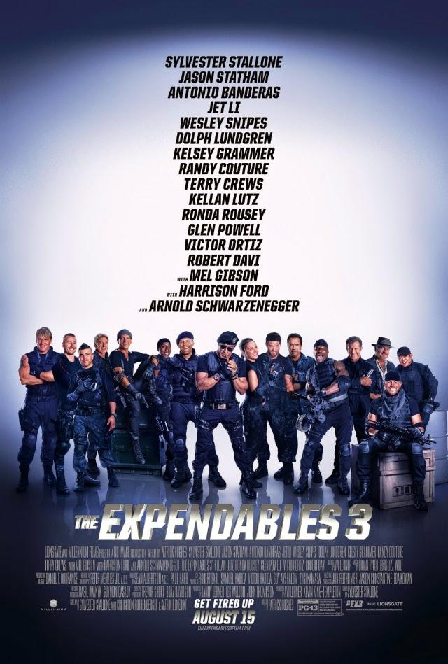 The Expendables 3 (Los mercenarios 3) - Solo Full Películas