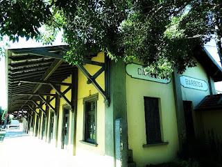 Antiga Estação Ferroviária, Carlos Barbosa