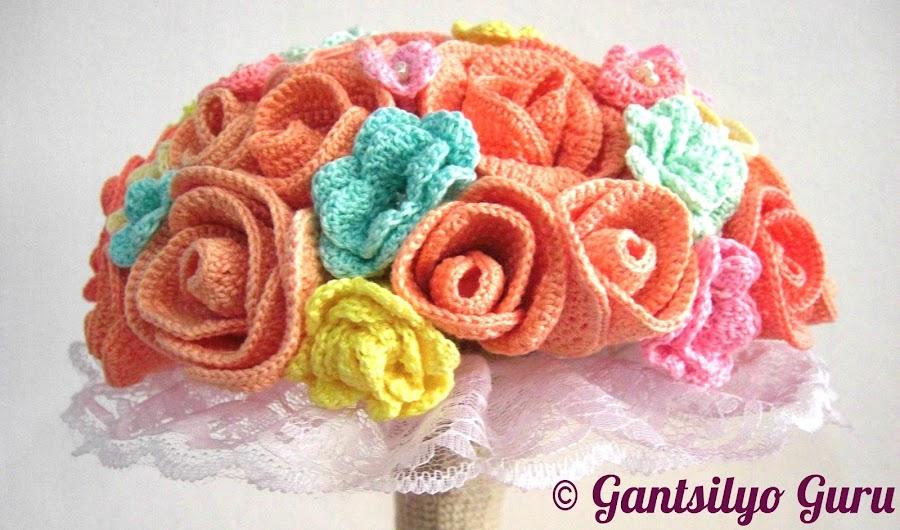 Decorar una boda con bonitos detalles en crochet