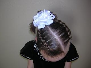 Frisuren mit Zöpfen für Mädchen 2013