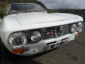 Alfa Romeo 2000 GTV Bianco
