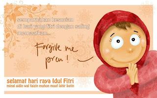 Happy Idul fitri 2013
