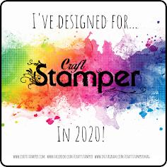 Craft Stamper Design Team Member