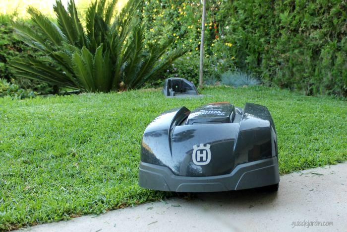 Mi experiencia con el robot cortac sped automower de - Precios de cortacesped ...