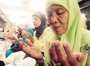 doa seorang ibu