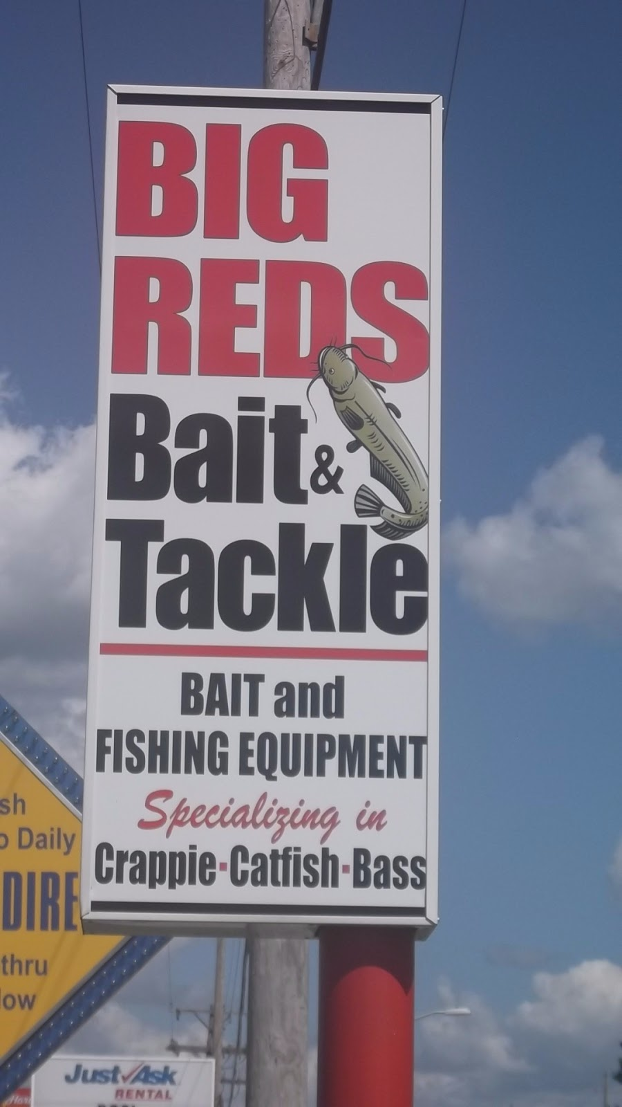 Capitol outdoors illinois 39 hunting and fishing resource for Fishing bait stores near me
